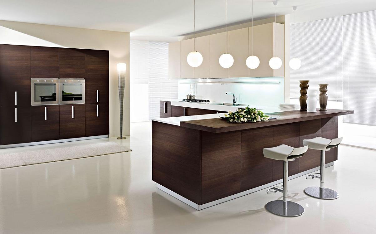 Элементы декора для кухни в стиле минимализма