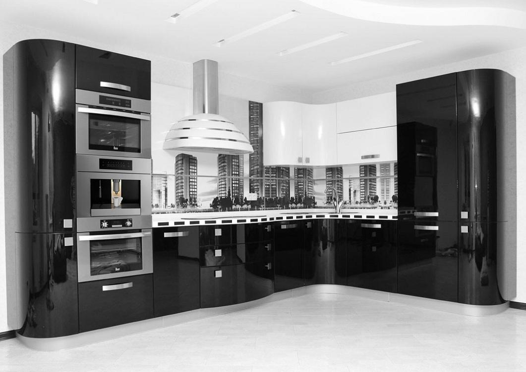 Фартук для черной кухни