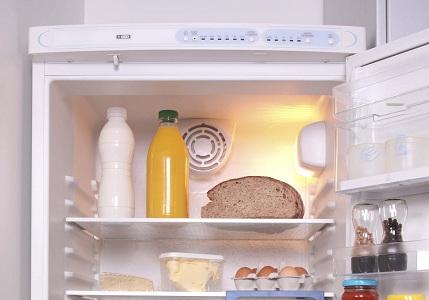 Хлеб впитывает неприятный запах в холодильнике