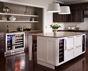 8 мест, где можно спрятать холодильник на кухне