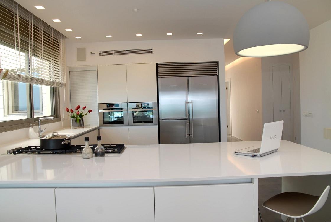 LED-светильники на кухне