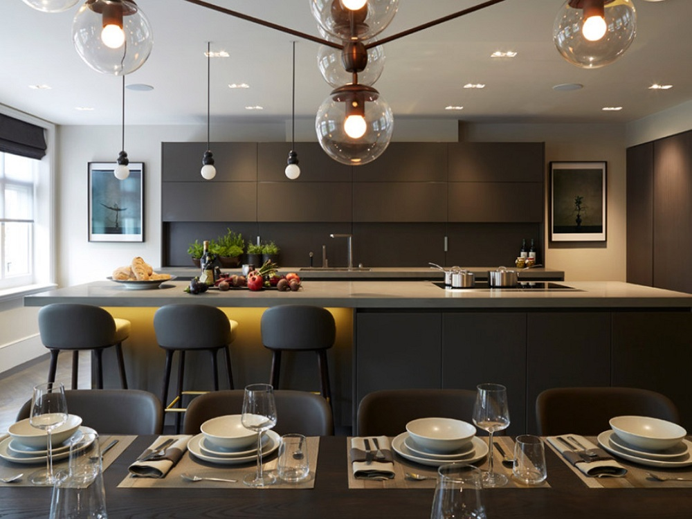 Лампы накаливания для точечных светильников на кухню
