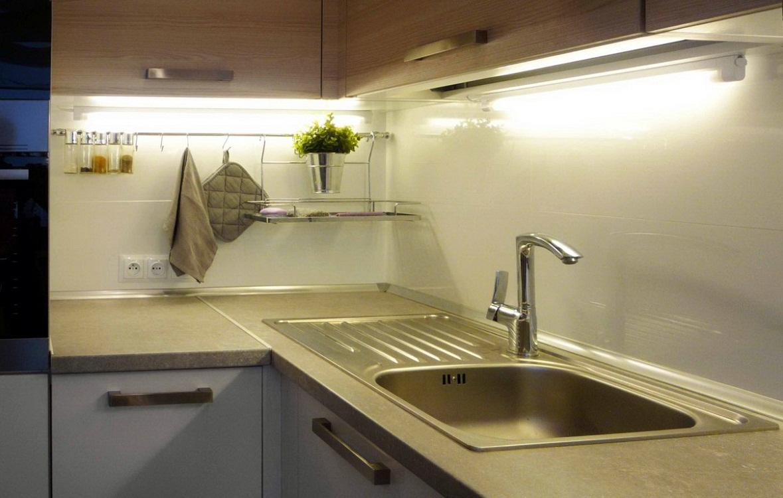 Люминесцентные лампы для светильников на кухню