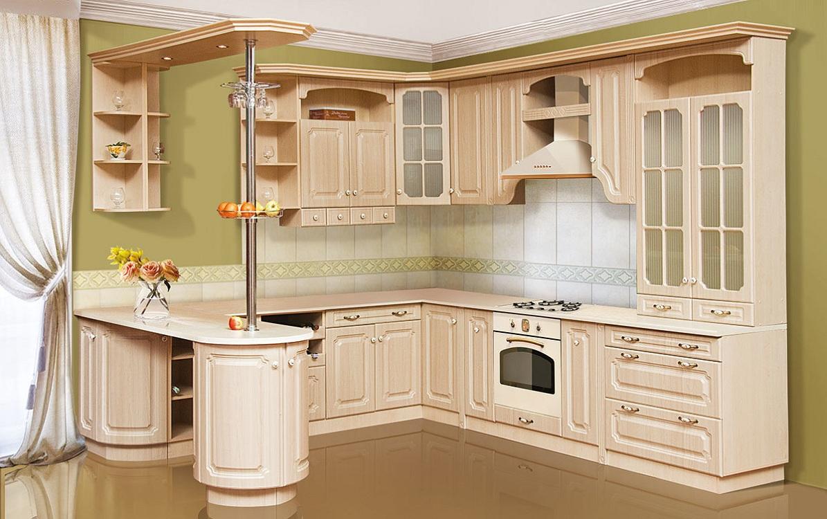 Материал для изготовления кухонных барных стоек