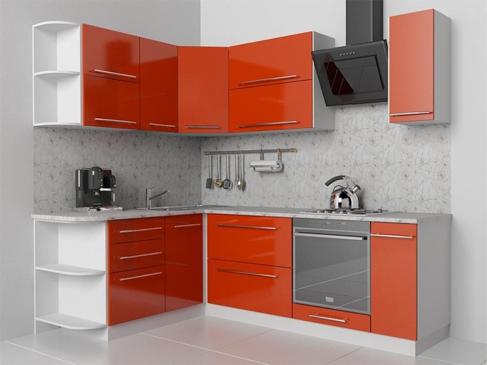 Материалы для изготовления малогабаритной угловой кухни
