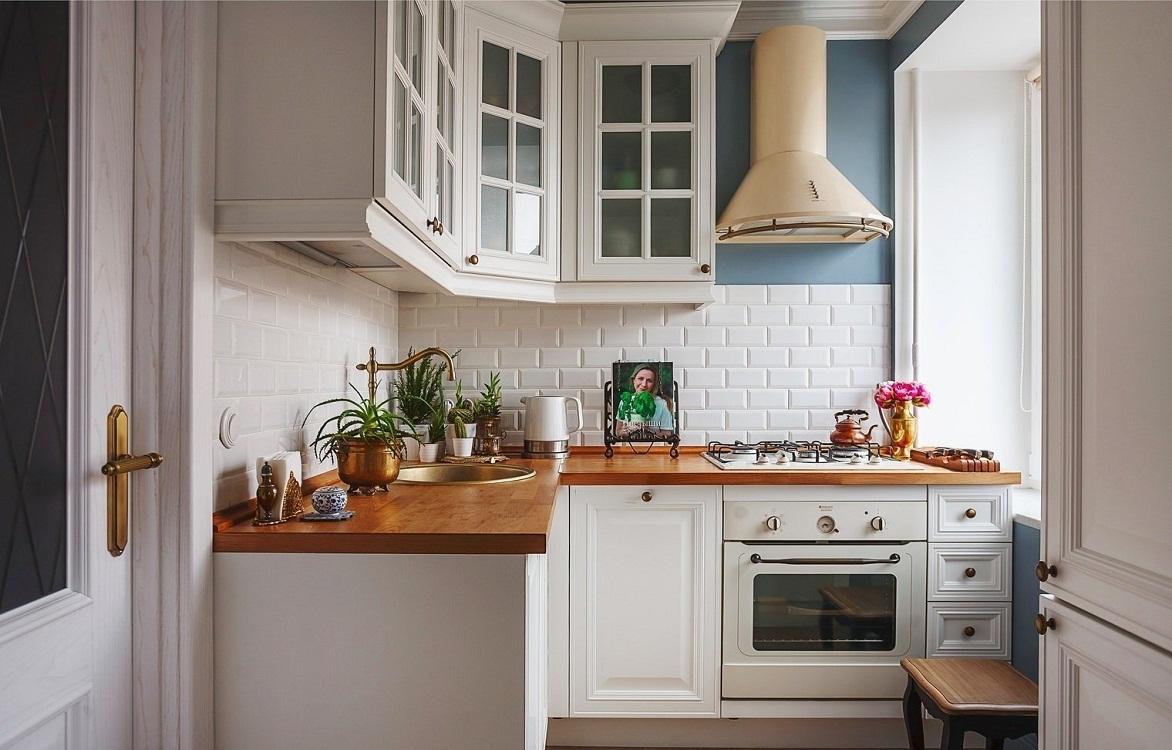 Мойка для маленькой угловой кухни