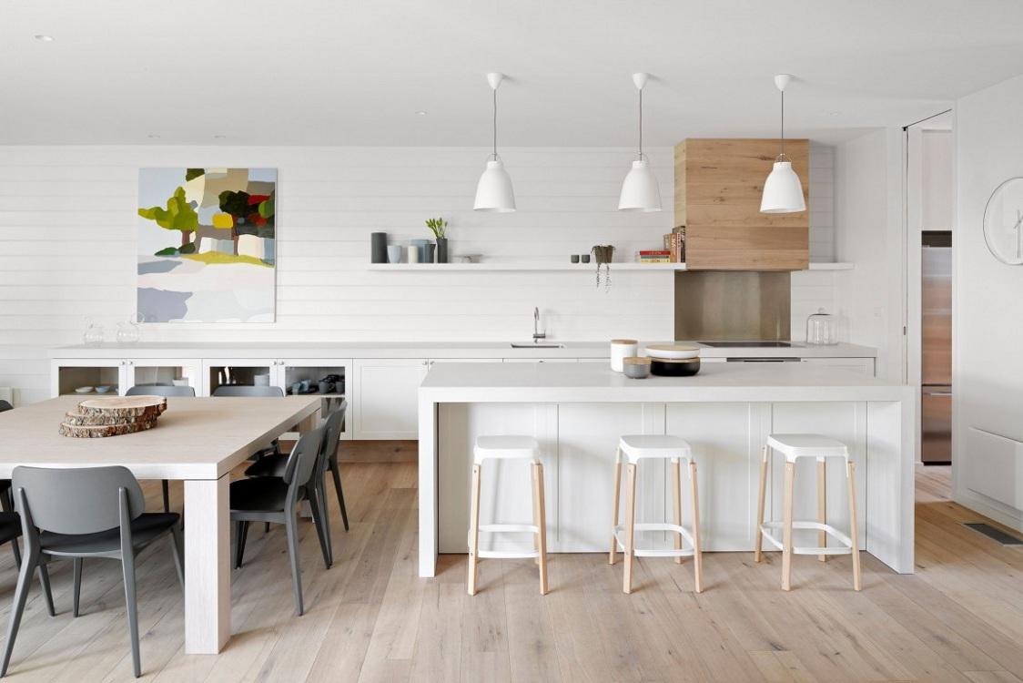 Особенности кухни в стиле минимализм