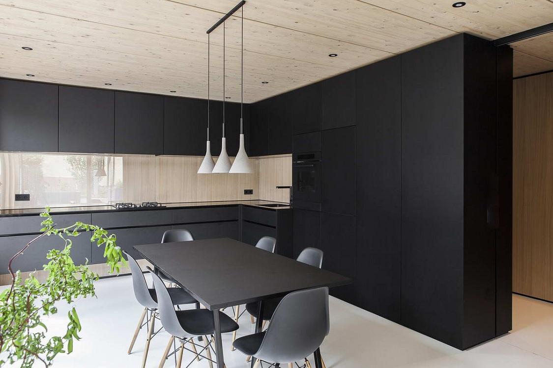 Походящие цвета для кухни в стиле минимализм