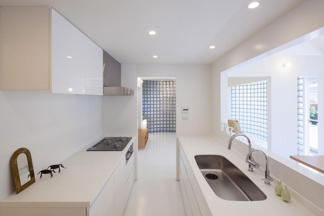 Предметы интерьера для кухни в стиле минимализм