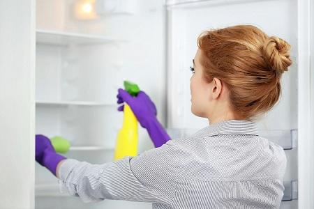 Устранение неприятного запаха в холодильнике