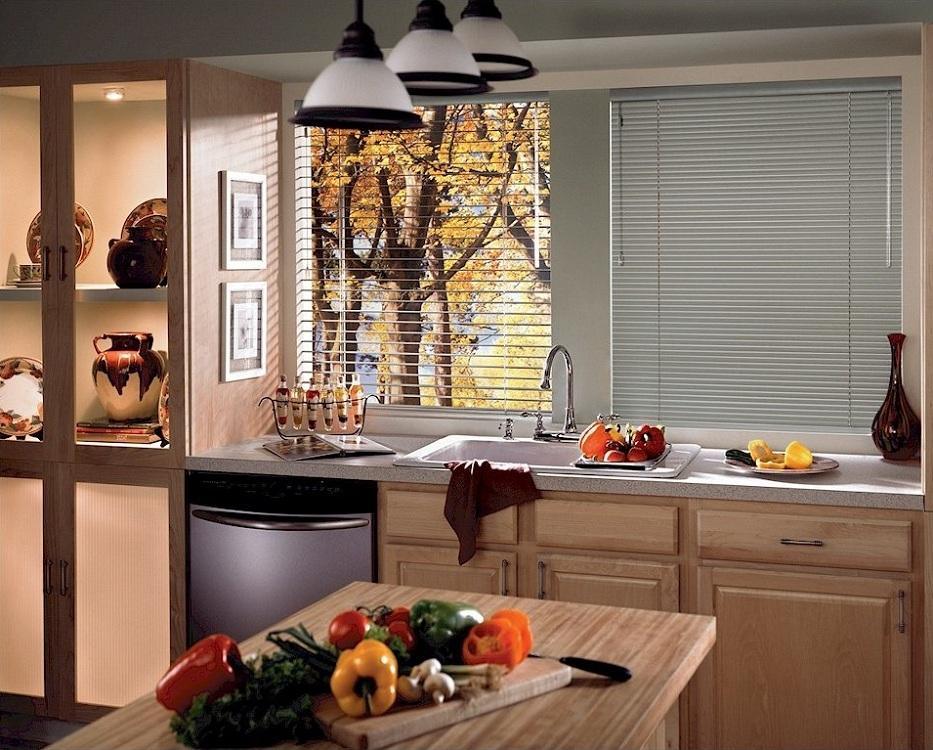 Фотожалюзи на кухню
