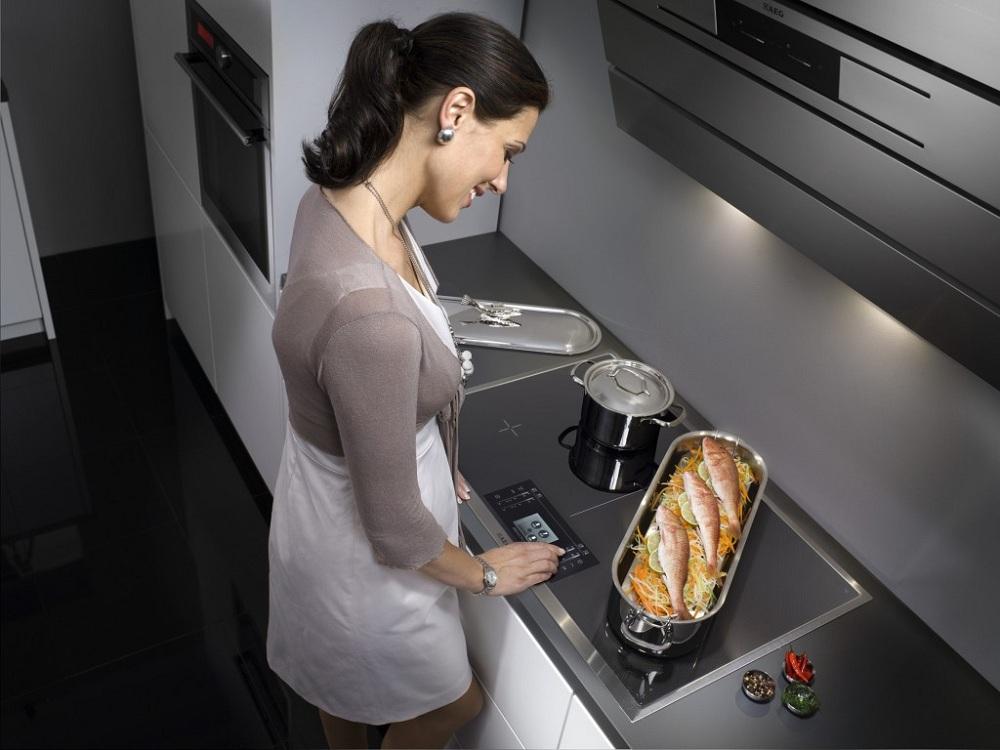 Функциональные возможности индукционной плиты