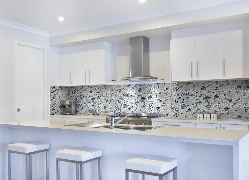 Габариты пластиковых панелей для кухни