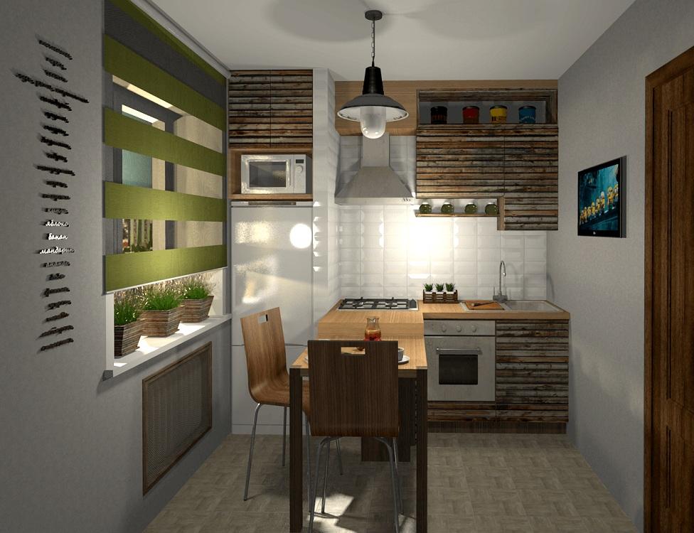 Холодильник для кухни 5 метров