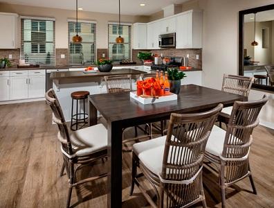 Правила расположения предметов на кухне по фен-шуй