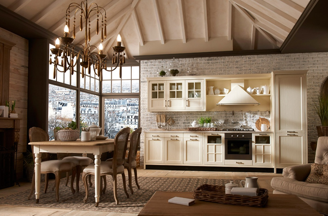 Как оформить кухню в английском стиле: от отделки до декора