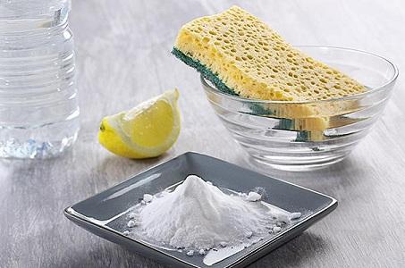 Очищение алюминиевой сковороды от нагара