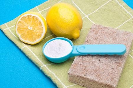 Очистить чайник от накипи лимонной кислотой