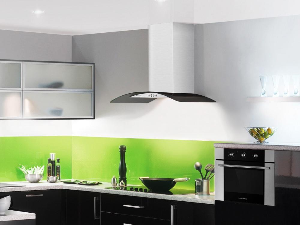 Оптимальная мощность кухонной вытяжки