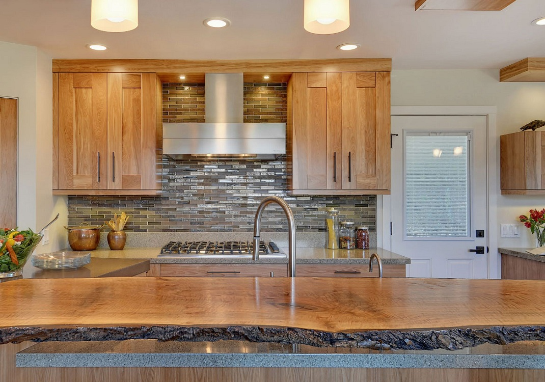 Подбор древесины для столешницы на кухню