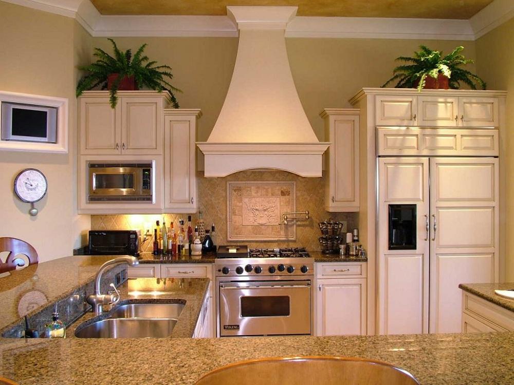 Проточная кухонная вытяжка