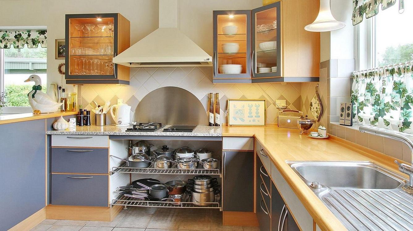Расположение плиты на кухне по фен-шуй
