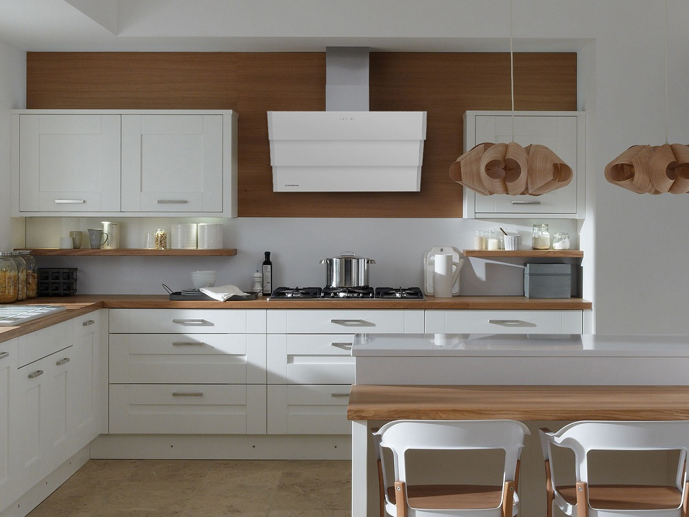 Размер кухонной вытяжки