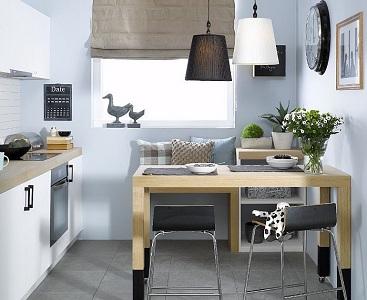 Помощь при выборе стола для маленькой кухни