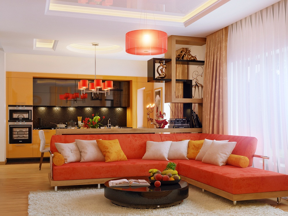 Виды угловых диванов для кухни