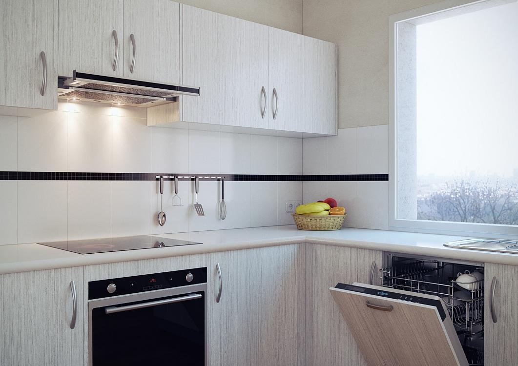 Встраиваемая кухонная вытяжка