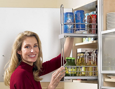 Бутылочница (карго) для кухни