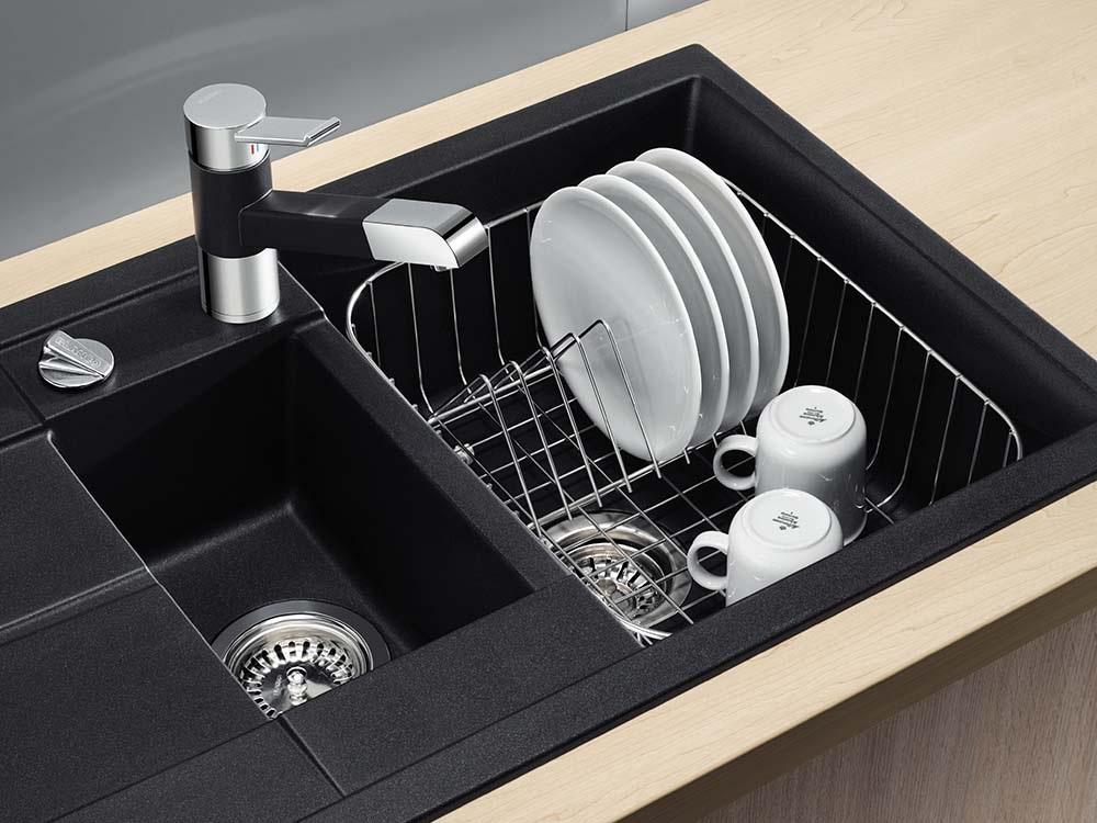 Дополнительные аксессуары для кухонной мойки