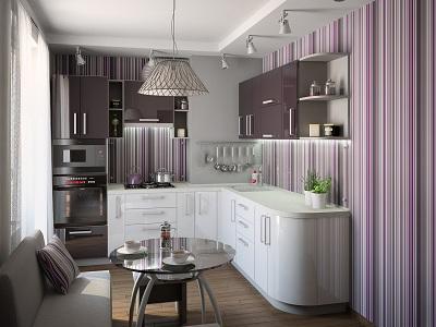 Кухни 14 м