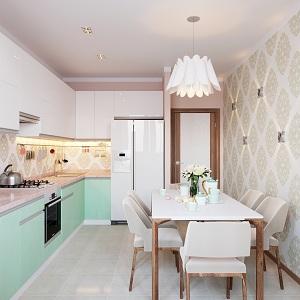 Кухни 9 м