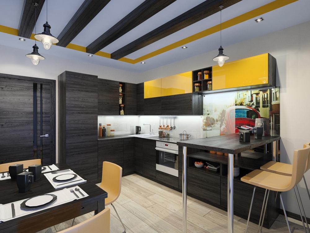 Кухня Ерста от ИКЕА