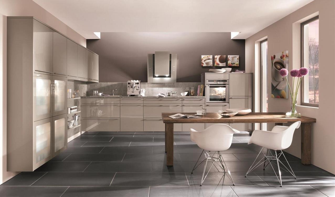 Как смотрится кухня в оттенке капучино, с какими цветами сочетается, советы по оформлению