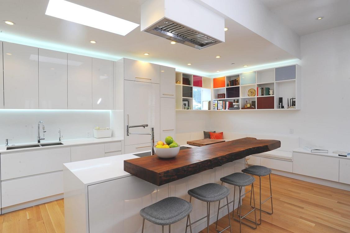 Лампы для кухни в стиле минимализм