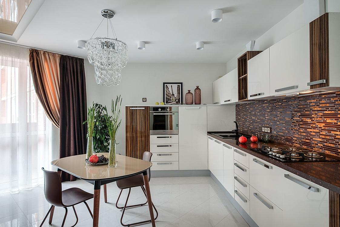 Освещение для создания уютной кухни