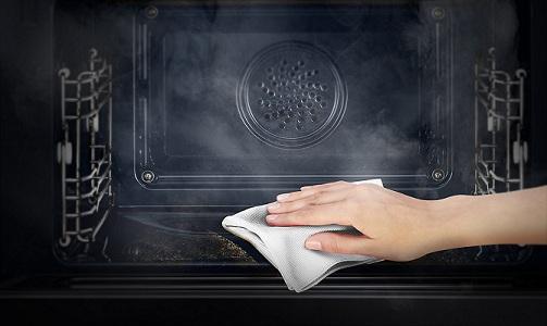 Паровая чистка духовки