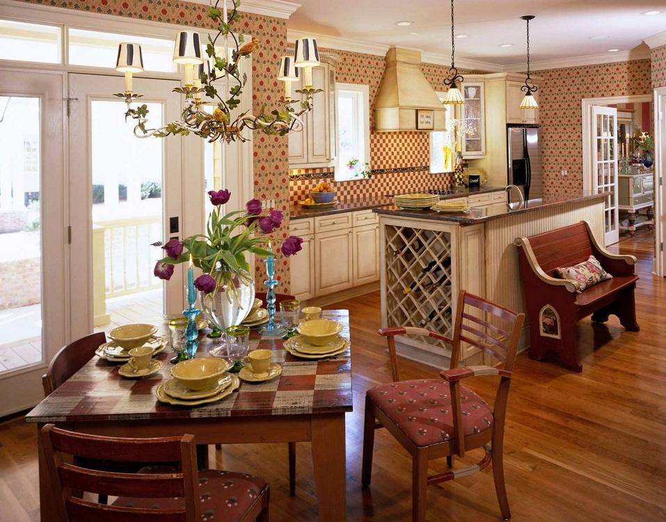 Посуда для создания уютной кухни