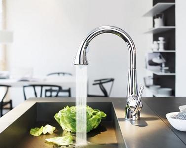 Лучшие смесители для кухни, их стоимость, помощь при выборе по основным параметрам