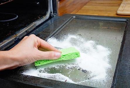 Соль для очистки духового шкафа