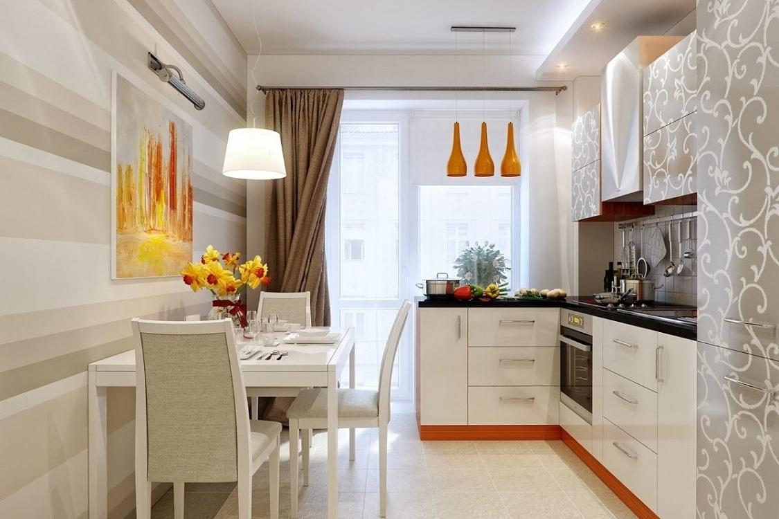 Цветовое решение для создания уютной кухни