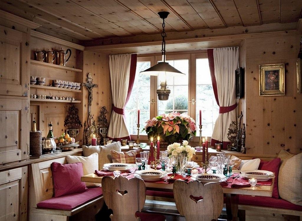 Текстиль для уютной кухни