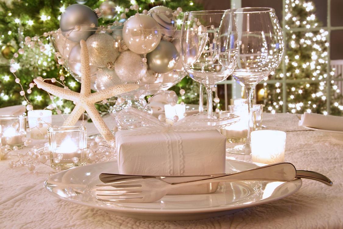Бокалы к Новому году и Рождеству
