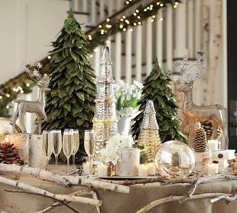 Украшаем кухню к новогодним праздникам: 16 советов
