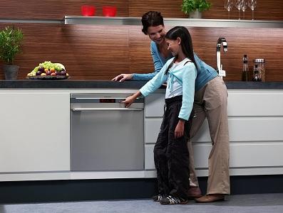 Дополнительные функции посудомоечной машины