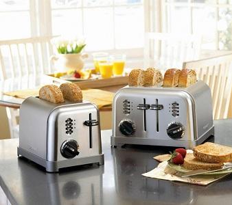 Выбираем лучший тостер для ваших семейных завтраков