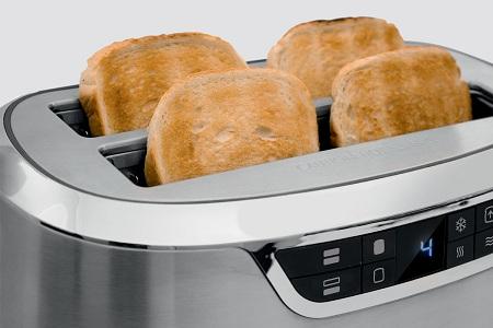 Количество отсеков тостера
