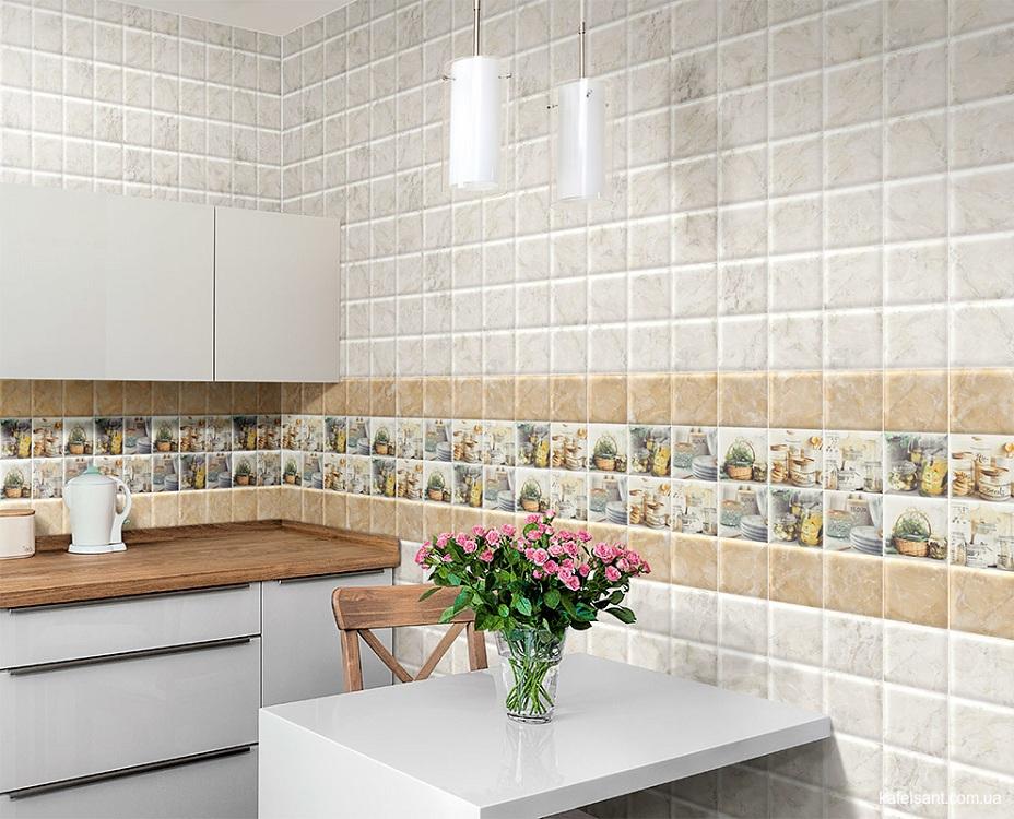 ТОП-5 лучшей настенной плитки для кухни